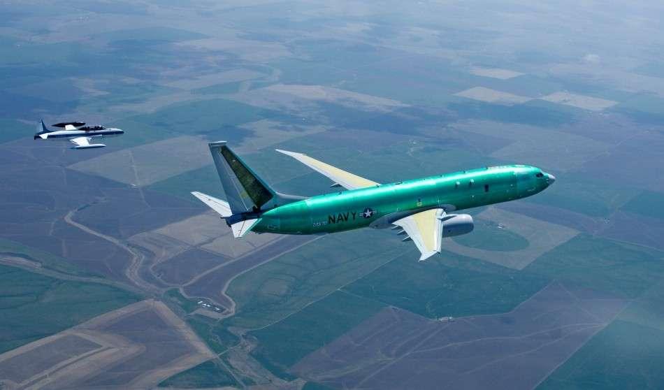 Reconnaissance Aircraft Aurora Reconnaissance Aircraft