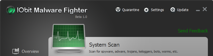 Malware Fighter Beta v1.0