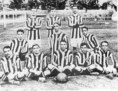 Botafogo campeão de 1910