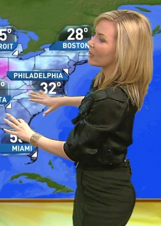 Nicole Mitchell weather