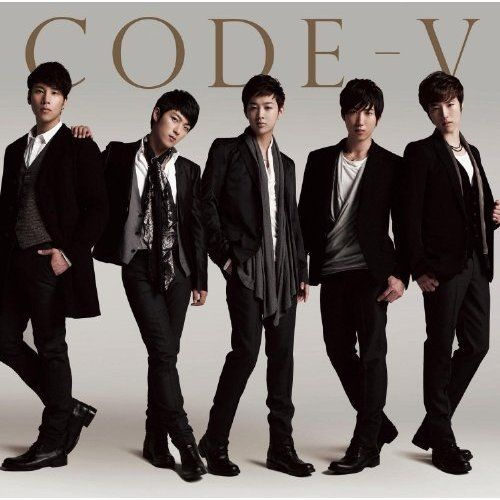 Code-V - Addiction ~Kimi nashi niwa Ikirarenai~ (Japanese Single)