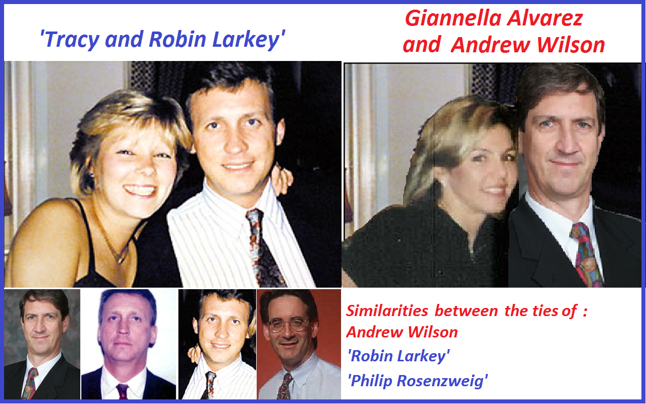 INGEBORG LARIBY: key figure in the simulated 911 victims